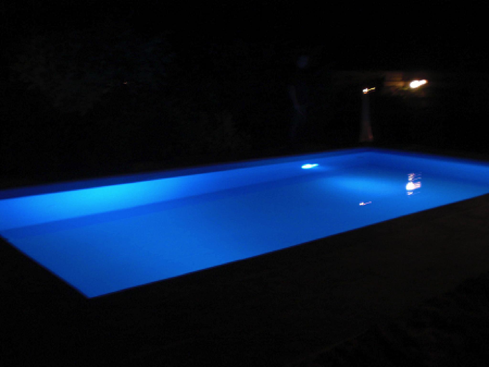 Gillet Zwembaden | Zwembad verlichting